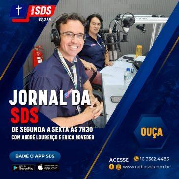 BANNER JORNAL DA SDS