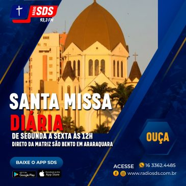 SANTA MISSA DIÁRIA 2